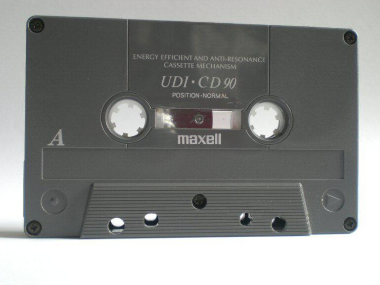 maxell UDI CD